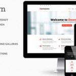 Downtown – WordPress Multi-Purpose Bootstrap Theme: Themeforest
