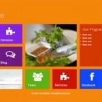 Flat Metro – Responsive WordPress Theme: Themeforest